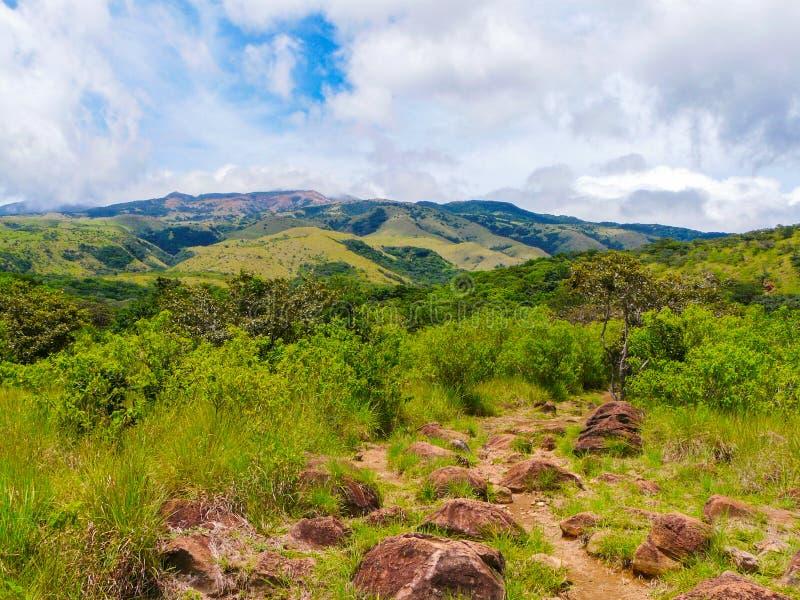 Nationalpark Rincon de la Vieja lizenzfreie stockbilder