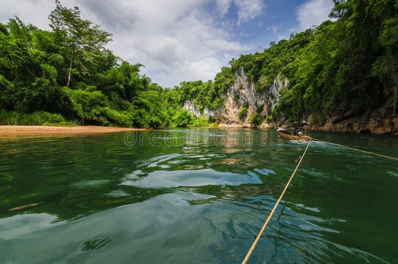 Nationalpark Saiyok Yai, Thailand lizenzfreies stockfoto