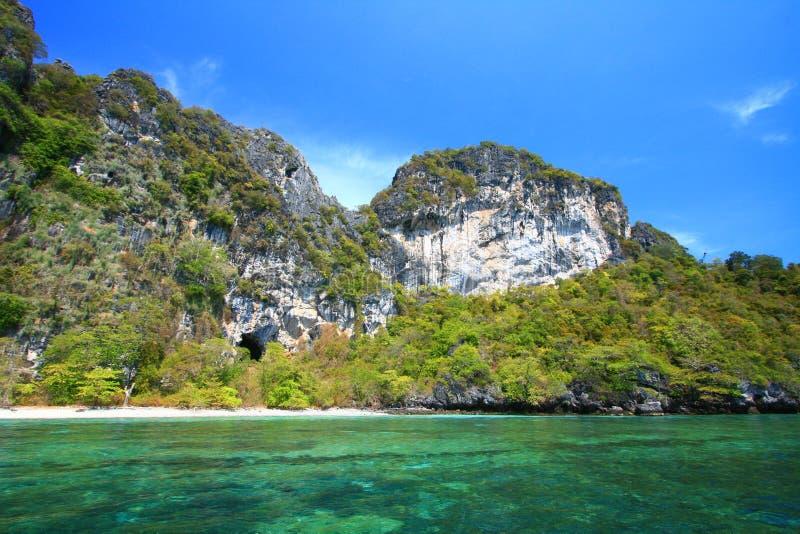 nationalpark similan thailand fotografering för bildbyråer