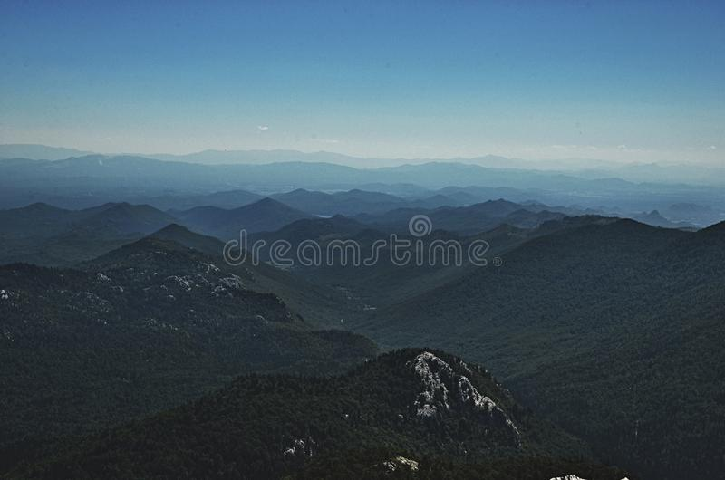 Nationalpark Velebit lizenzfreie stockfotografie