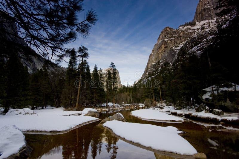 nationalpark yosemite arkivbilder