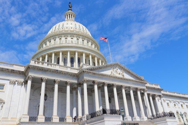 Nationell Kapitolium för USA royaltyfri fotografi