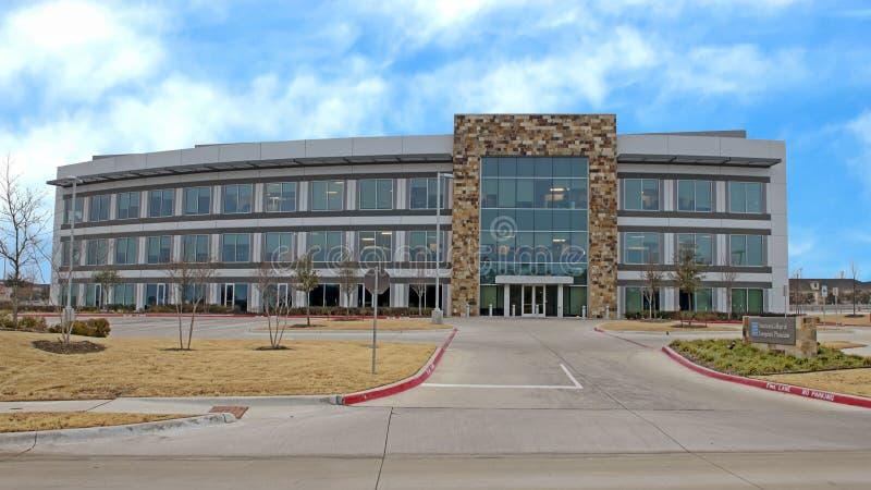 Nationella högkvarter, amerikansk högskola av nöd- läkare arkivbilder