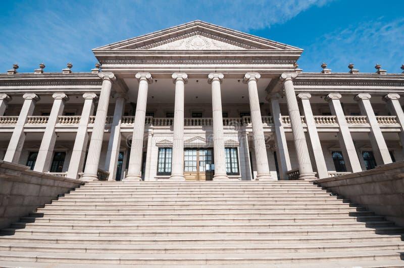 Nationellt museum av modernt och samtida konst i Seoul, Korea arkivbild