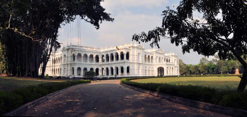 Nationellt museum i mitten av Colombo, Sri arkivbilder