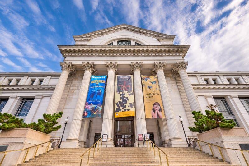 nationellt naturligt för historiemuseum royaltyfri fotografi