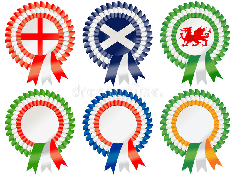 nationrosettes sex stock illustrationer
