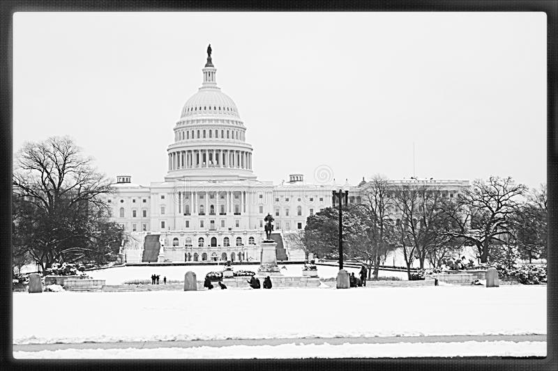Nations Capital stock photography