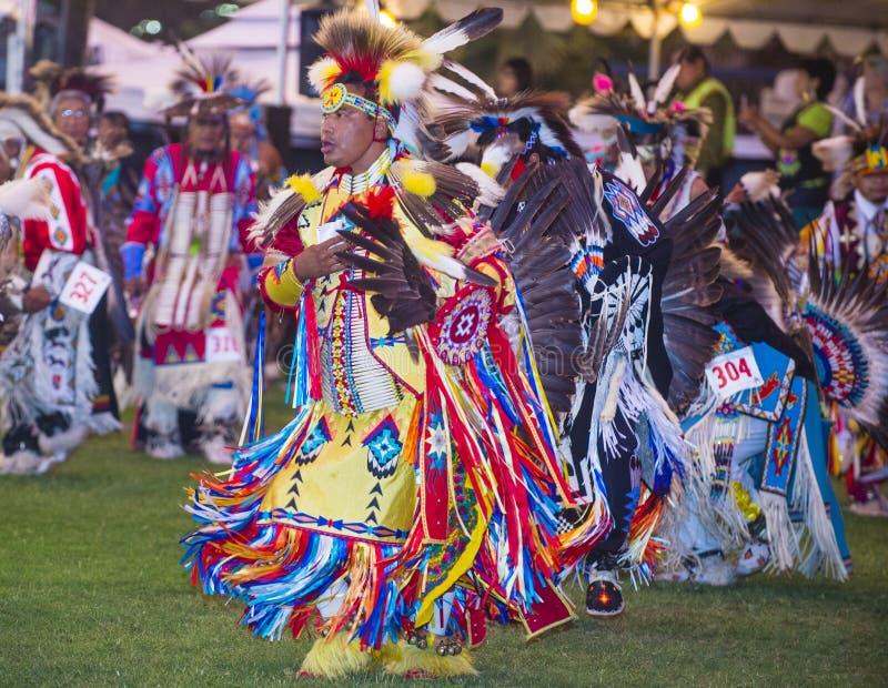 Native American Editorial Photo