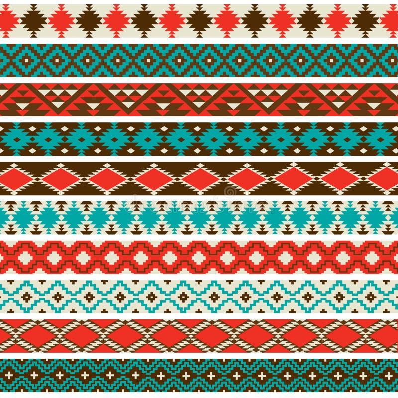 Native American Border Patterns Stock Vector Image 41655299