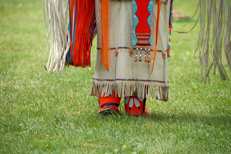 Download Native American Dress stock photo. Image of color, dancing - 1425776