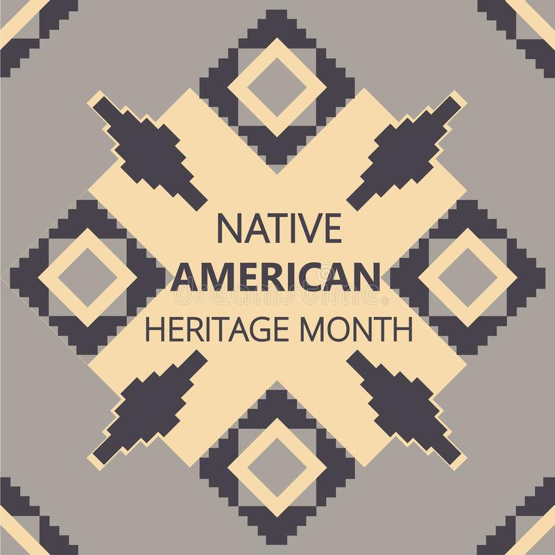 Free Native American Heritage Month Is Organized In November In USA Stock Photo - 163325260