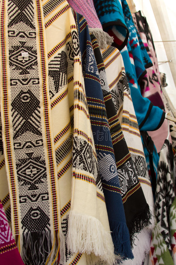 Native American Woven Background Pattern Stock Images
