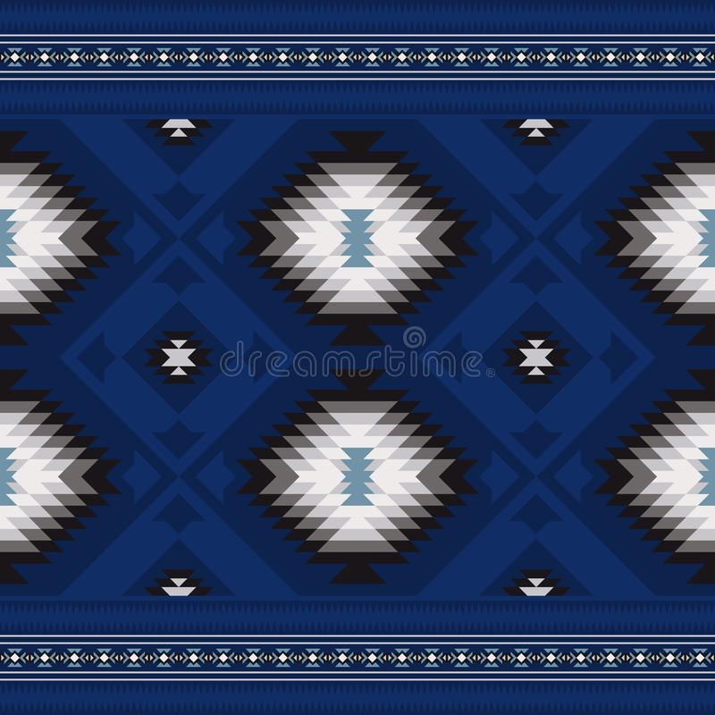 Free Native American Southwest Seamless Pattern Stock Photos - 155886423