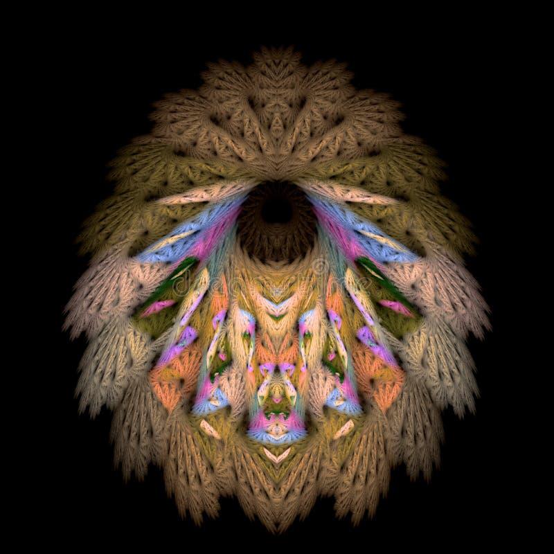 Free Native Feather Robe Stock Photos - 4867353
