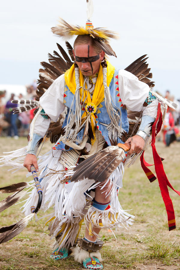 Native Indian royalty free stock photo