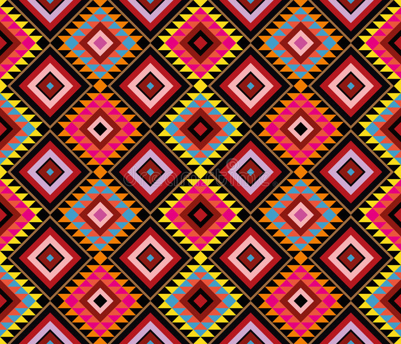 Native pattern vector illustration