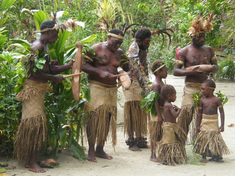 Download Native people in Vanuatu editorial image. Image of traditional - 19932485