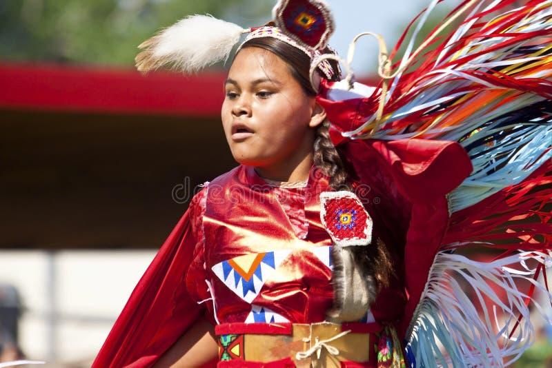Native pow wow south dakota stock photography
