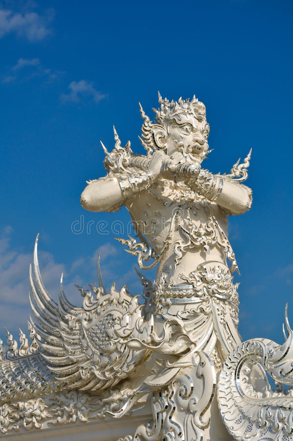 Free Native Thai Style Giant Statue Stock Images - 20335354