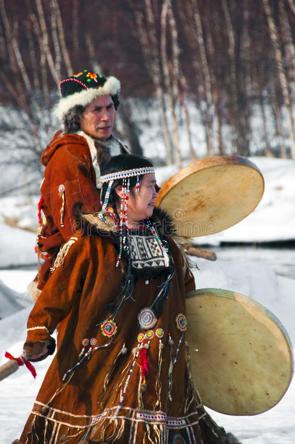 Natives stock photography