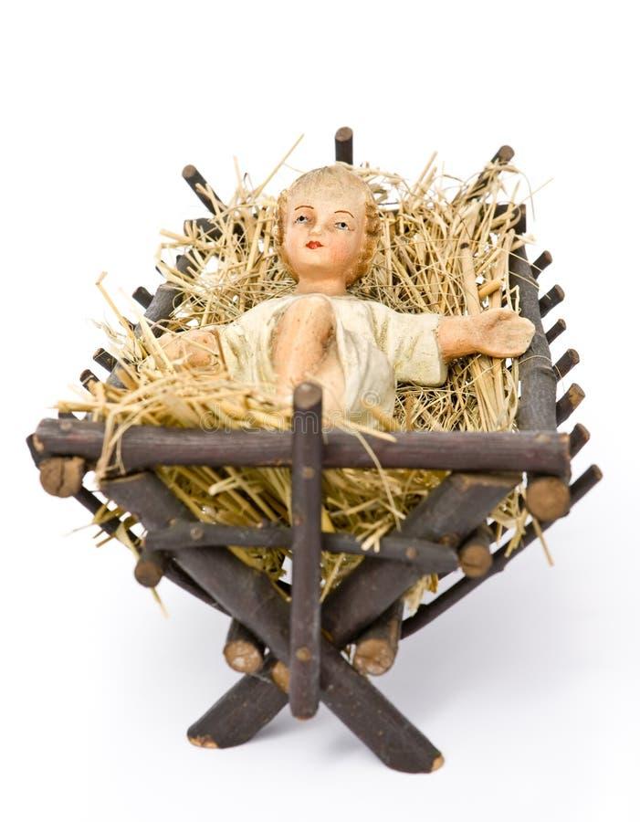 Natividade de Jesus imagem de stock