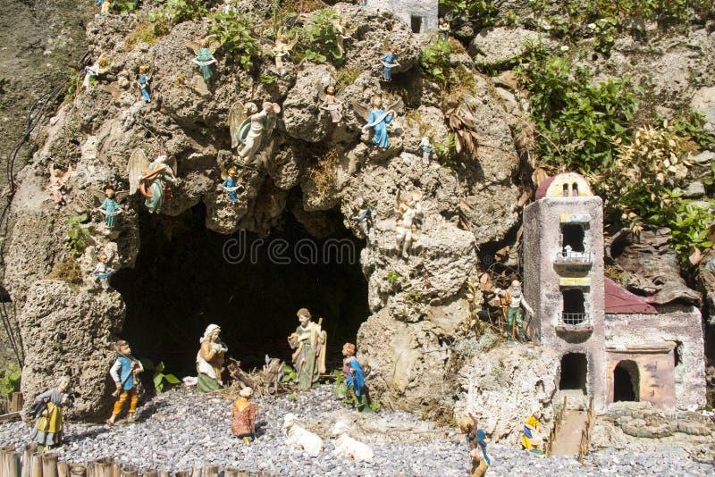 Natividade do Natal fotografia de stock royalty free