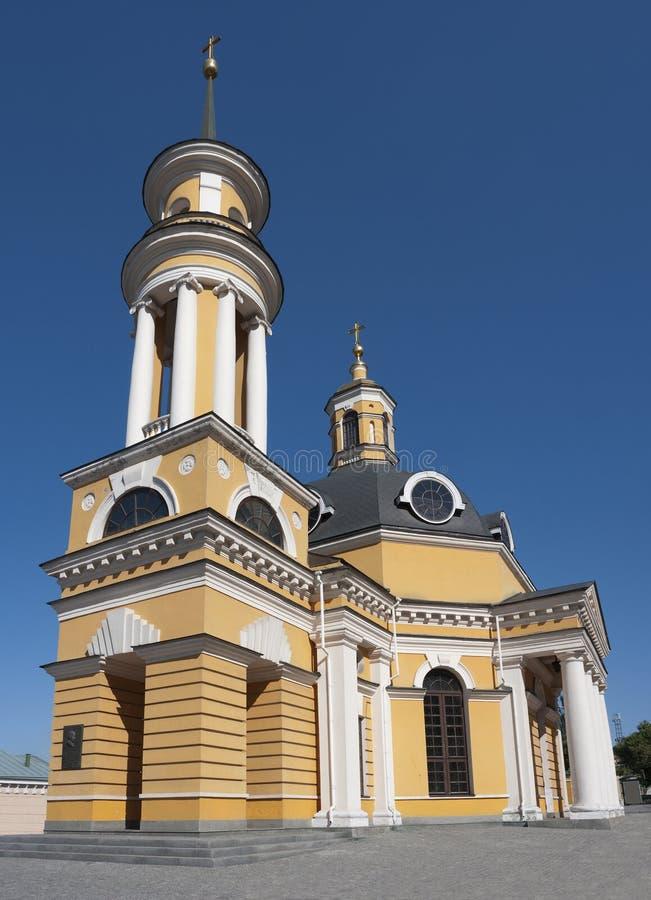 nativity του Κίεβου εκκλησιών στοκ εικόνα με δικαίωμα ελεύθερης χρήσης