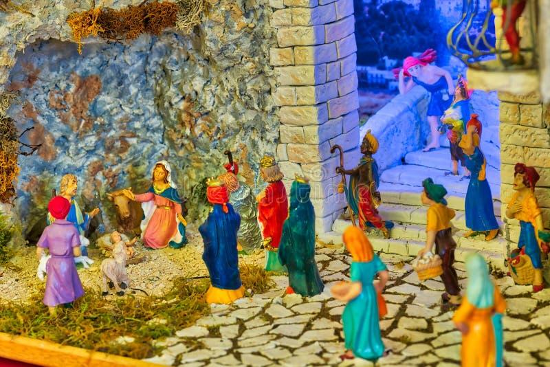 nativity στοκ εικόνες