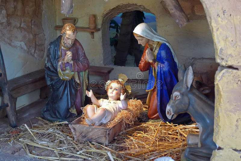Download Nativity stock image. Image of presepio, ancient, birth - 11987541