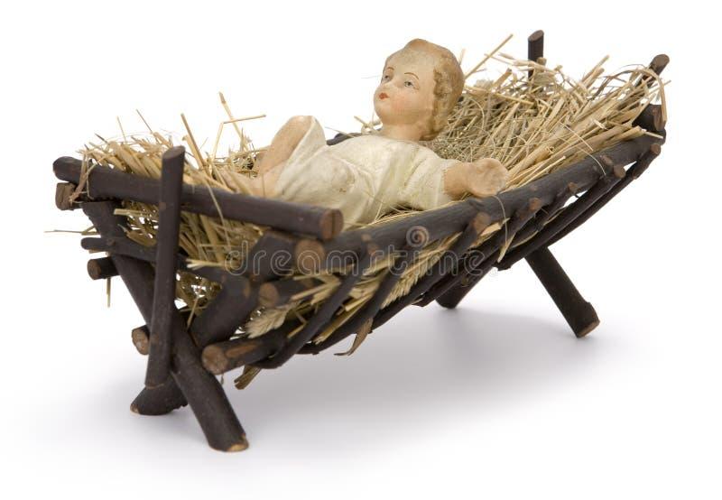 Nativity of Jesus stock photo