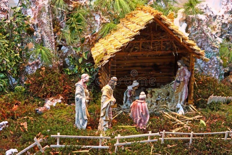 Download Nativity scene stock photo. Image of manger, christmas - 20863400