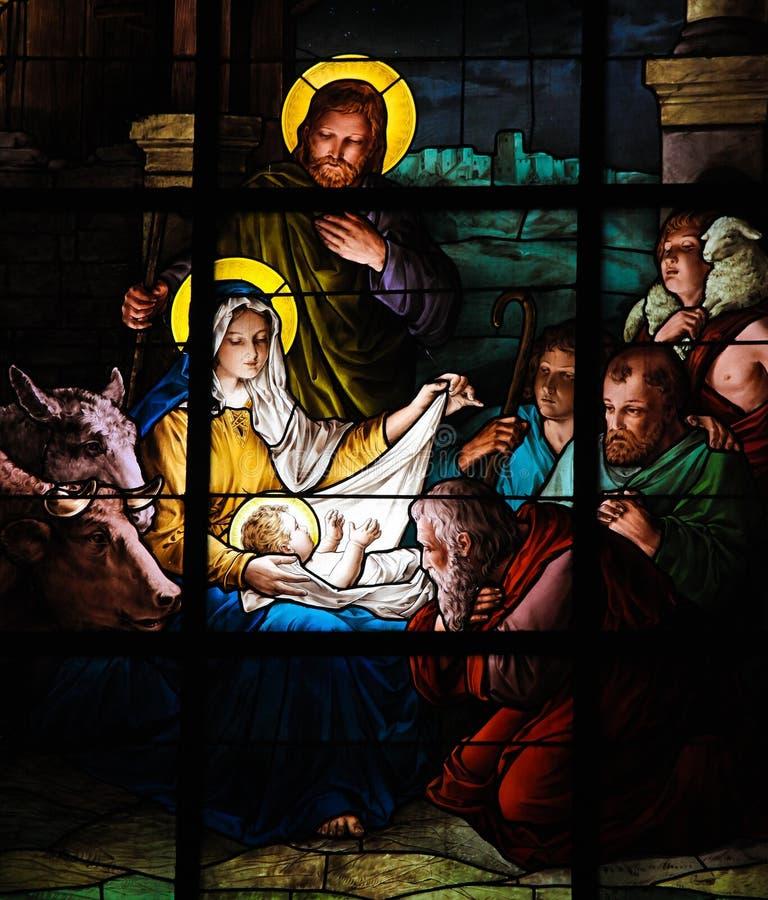 Free Nativity Scene Royalty Free Stock Photography - 21791557