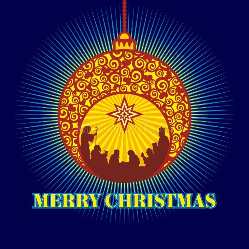 Christmas Snow Bethlehem Stock Illustrations – 288 ...