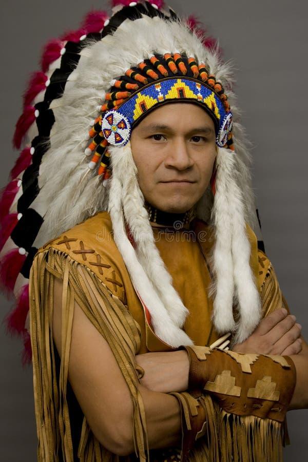 Nativo americano fotografie stock libere da diritti