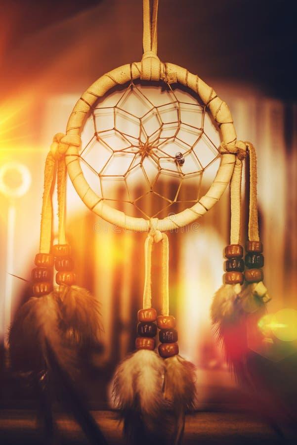 Nativo americano Dreamcatcher immagine stock libera da diritti