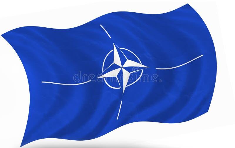NATO stock illustrationer