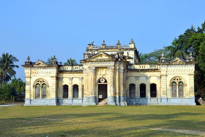 Natore Rajbari стоковое изображение rf