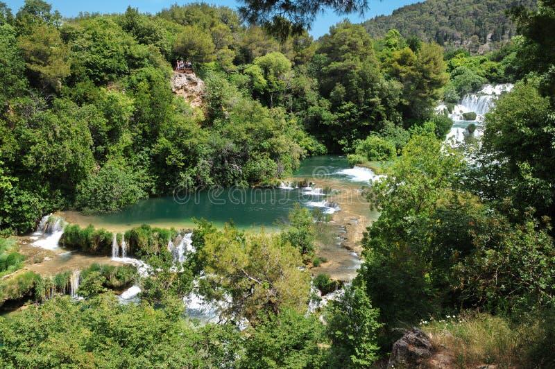 Download Natsmonalny Park Of Krka Croatia. Stock Image - Image: 25529549