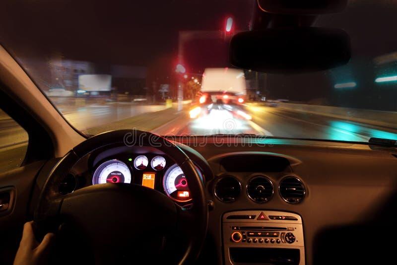Nattdrev fotografering för bildbyråer