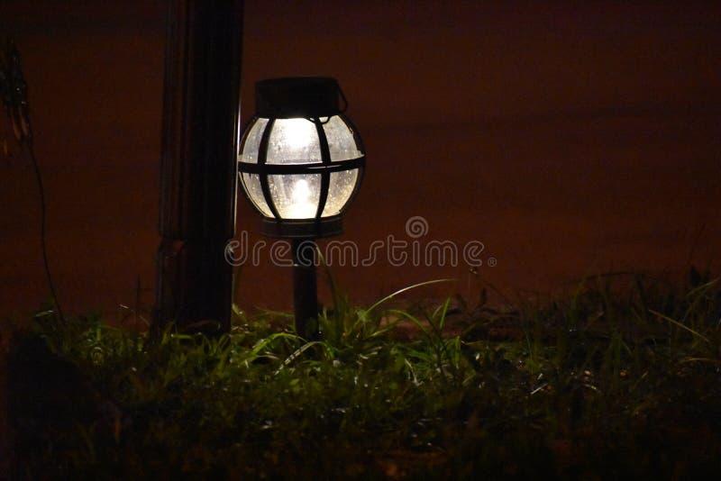 Nattljus royaltyfria foton