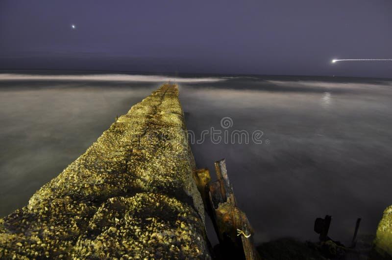 Nattljus arkivbilder