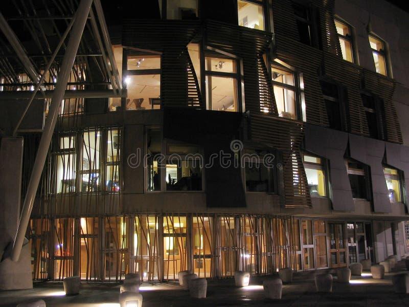nattparlamentskott arkivfoto