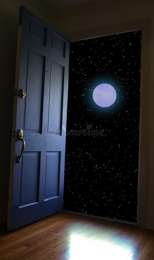 nattsky arkivfoton