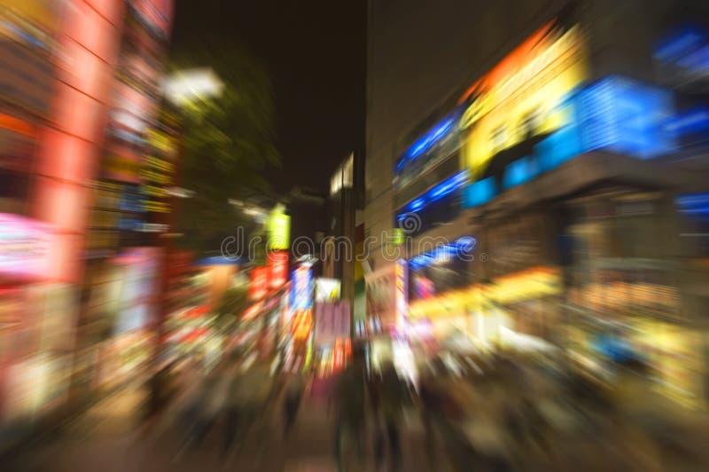 Nattstad fotografering för bildbyråer