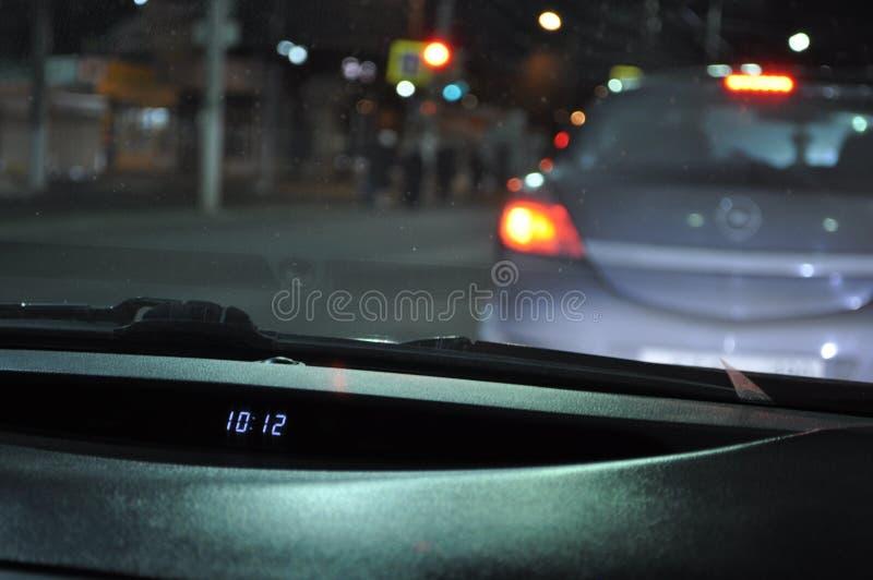 10: Natttur för 12 e.m. arkivbilder