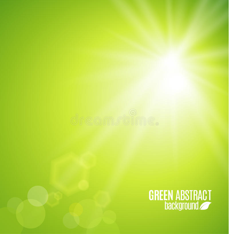 Natube background. Abstract nature background. Blur vector vector illustration