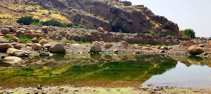 Natur av berget royaltyfri fotografi