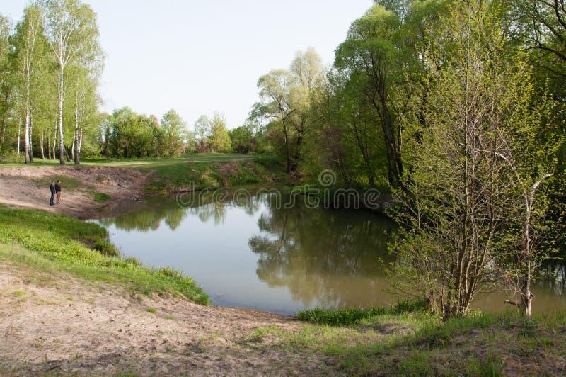 Natur av Ukraina arkivbilder