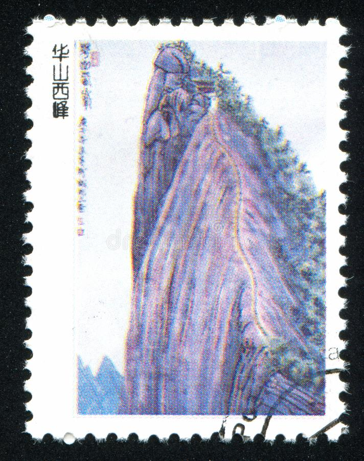 Natur China lizenzfreie stockbilder
